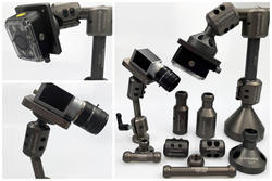 Swivellink range of mounting kits for cameras