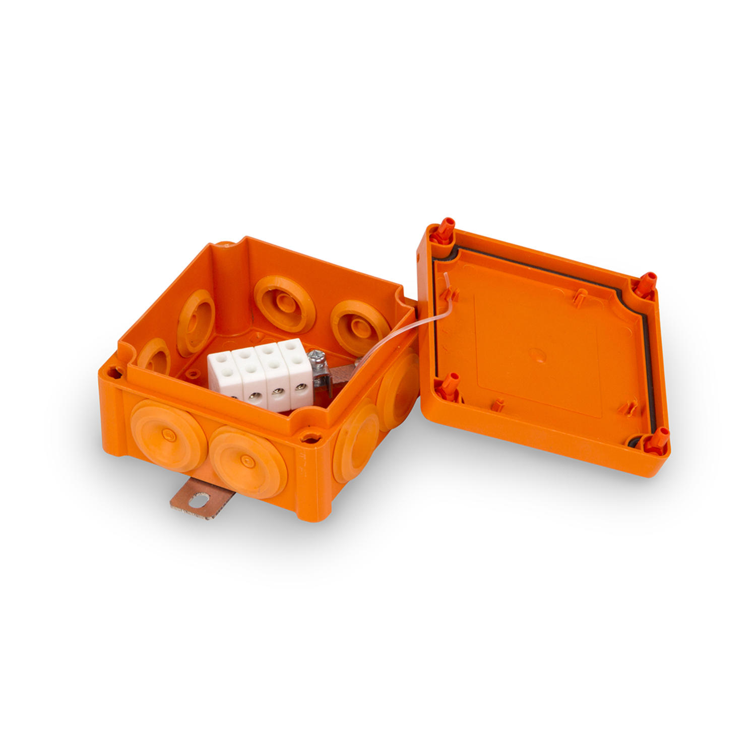 Fire protection junction boxes – Plastic
